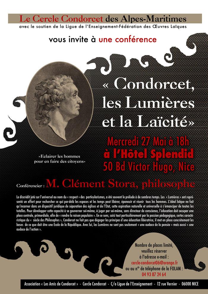 clement_stora_cercle_condorcet_spinoza_les_lumieres_et_la_laicite_affiche